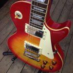 TOKAI LS98F CSレスポールギターを買取させて頂きました
