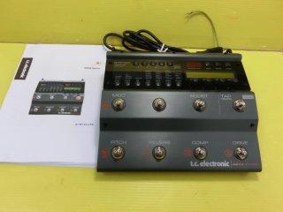 ギター用マルチエフェクターtc electronic nova systemの買取価格