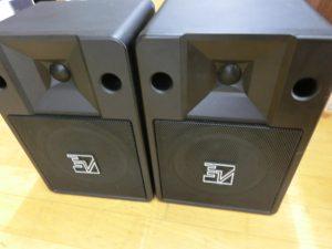 EV(エレクトロボイス) EVS-80 PAスピーカーを買取させて頂きました。
