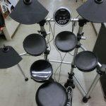 山口県よりMEDELIの電子ドラム DD501Jを買取させて頂きました。