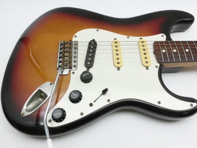 FENDER JAPAN Eシリアル エレキギター ボディ