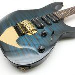 埼玉県より塗装の剥がれたジャンクギターを買取させて頂きました。