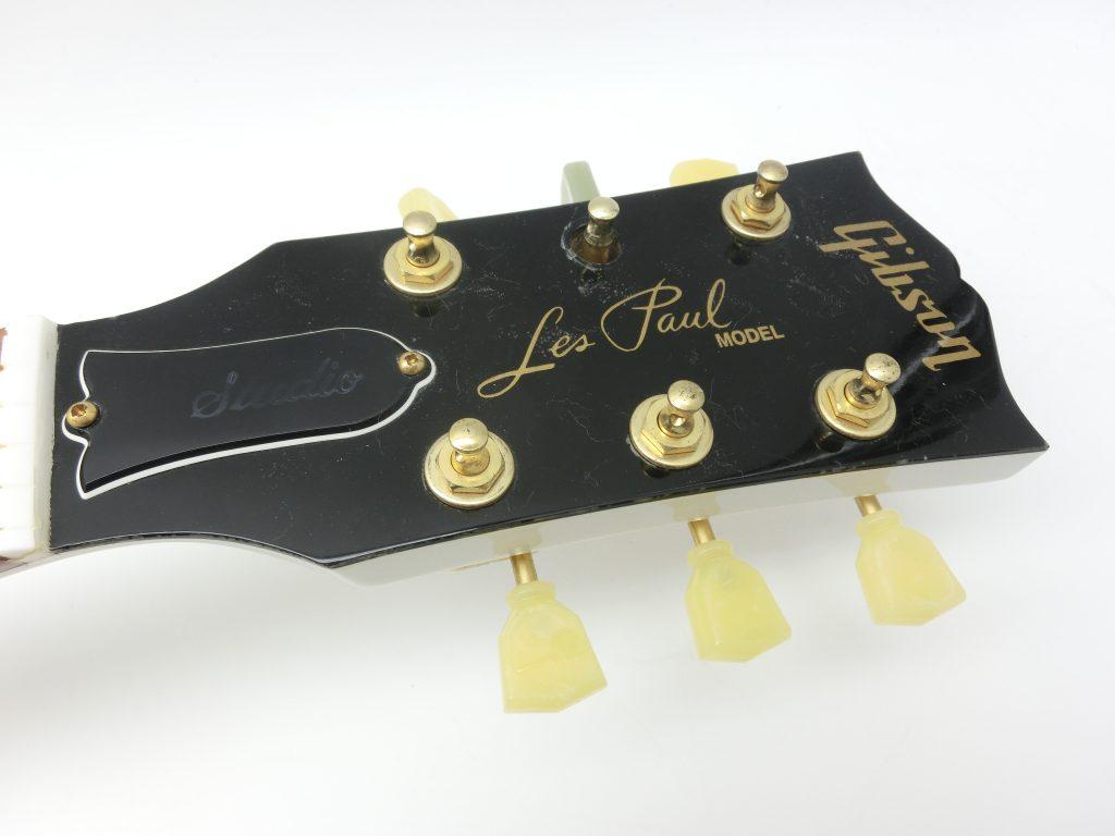 Gibson LP-STUDIO ジャンクギターを買取させて頂きました。