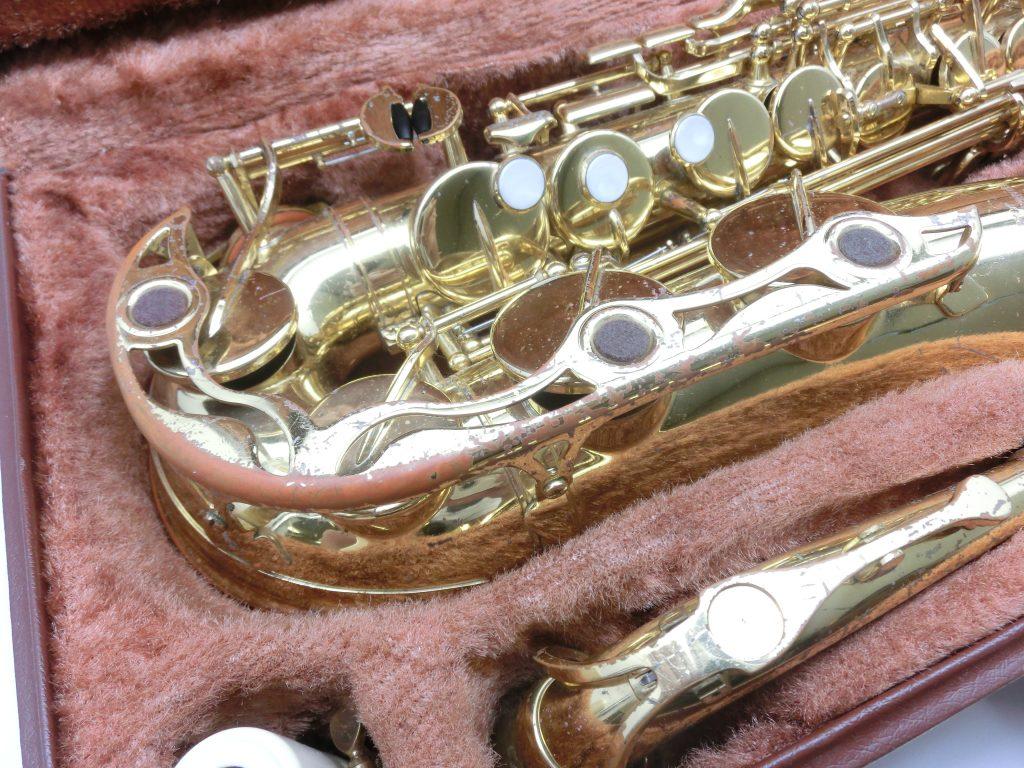 管楽器買取紹介:YAS-32 サビ部分