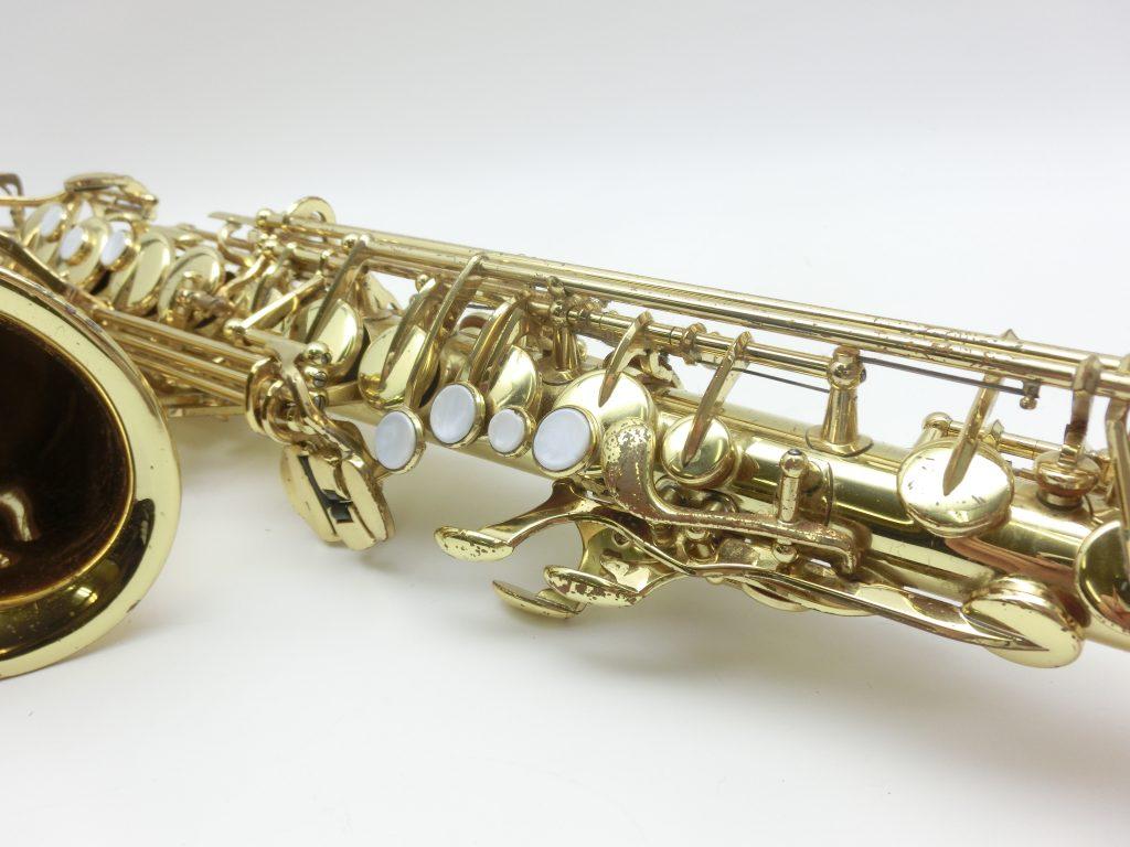 管楽器買取紹介:YAS-32 キィ部分