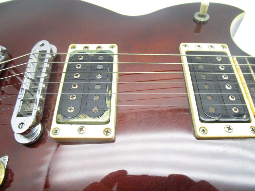 YAMAHA エレキギター SG800のピックアップ