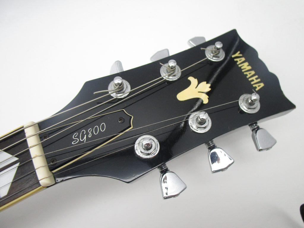 YAMAHA エレキギター SG800のヘッド