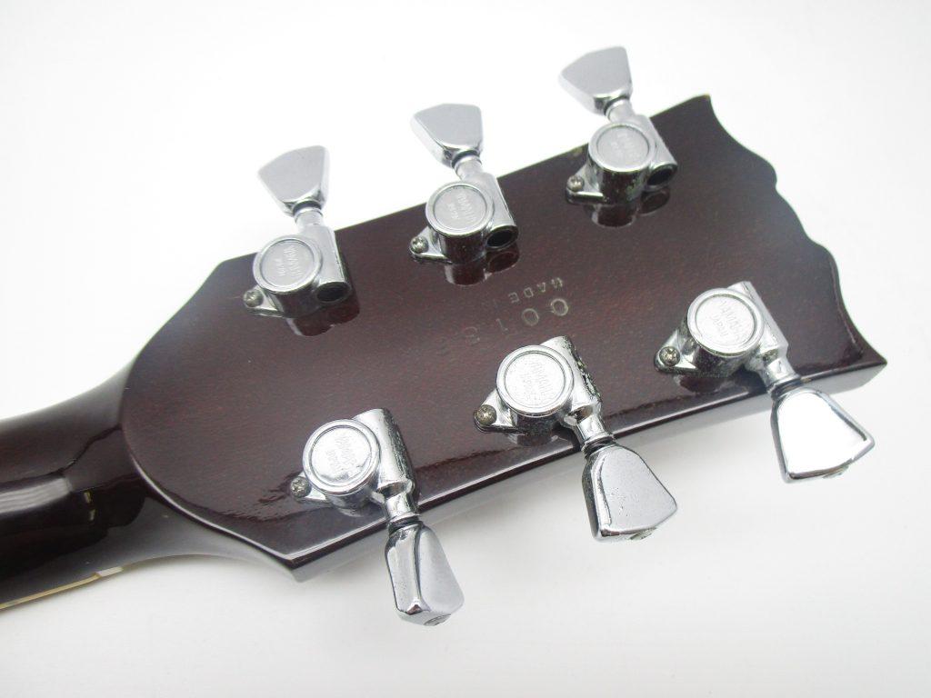 YAMAHA エレキギター SG800 ヘッド裏