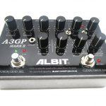 ALBIT A3GP MARK II プリアンプ・エフェクターを買取させて頂きました。