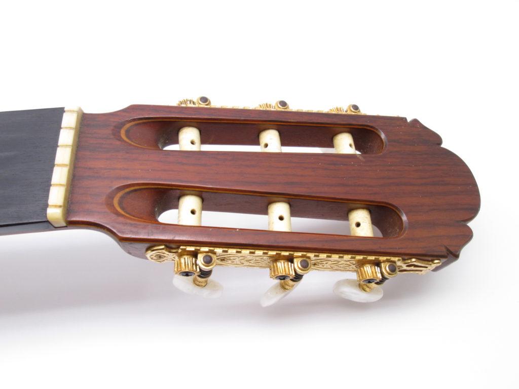 河野賢 no15 1977 クラシックギター ヘッド