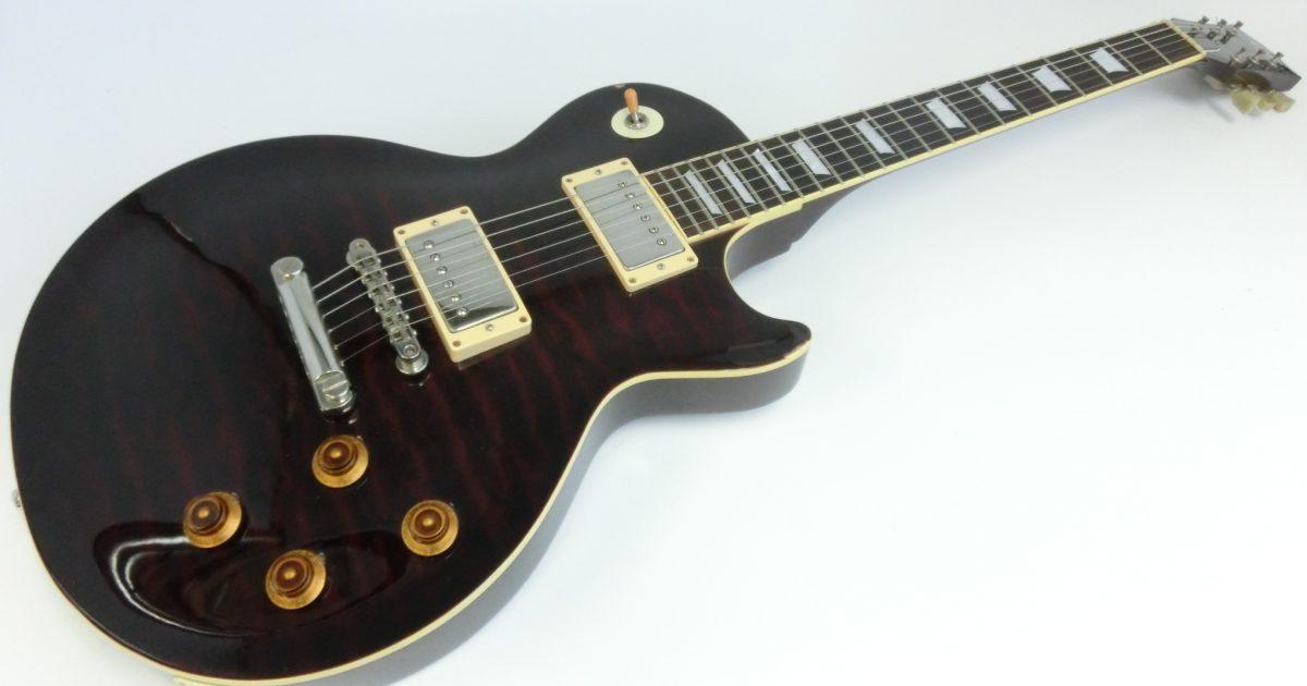 TOKAIのエレキギター LOVE ROCKを買取させて頂きました。