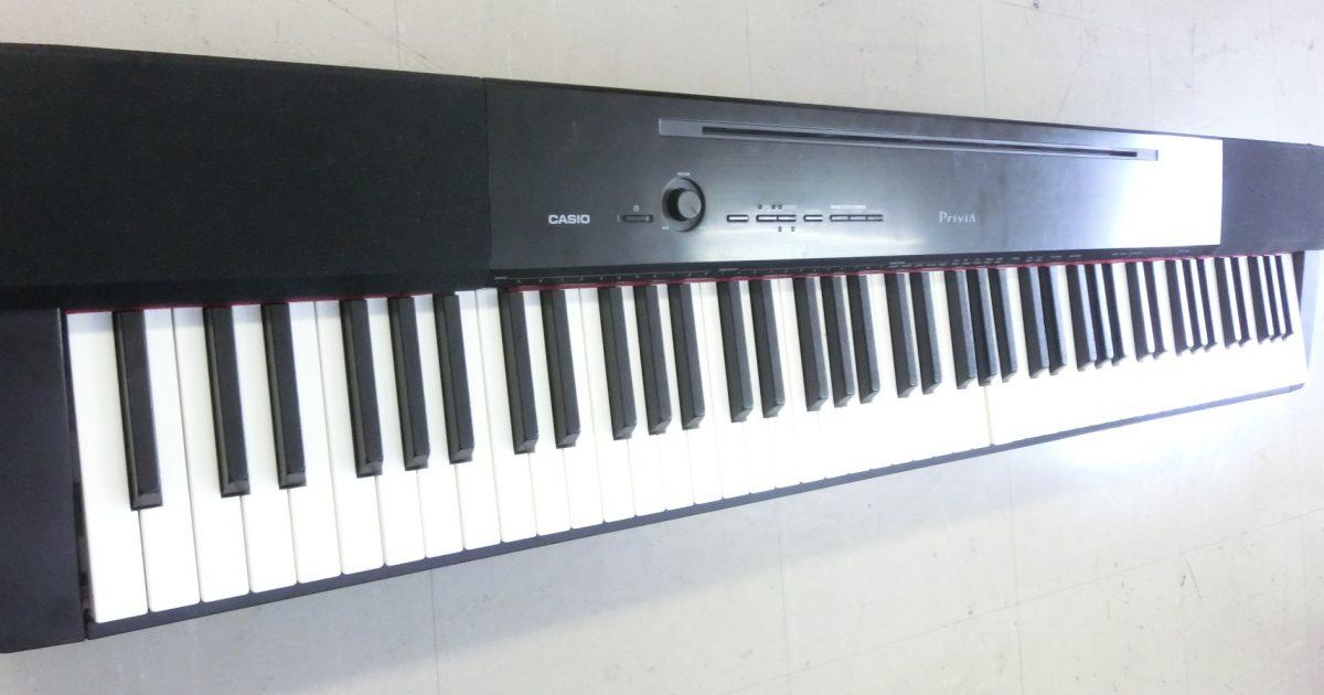 東京都よりCASIOの電子ピアノ Privia PX-150を買い取り頂きました。