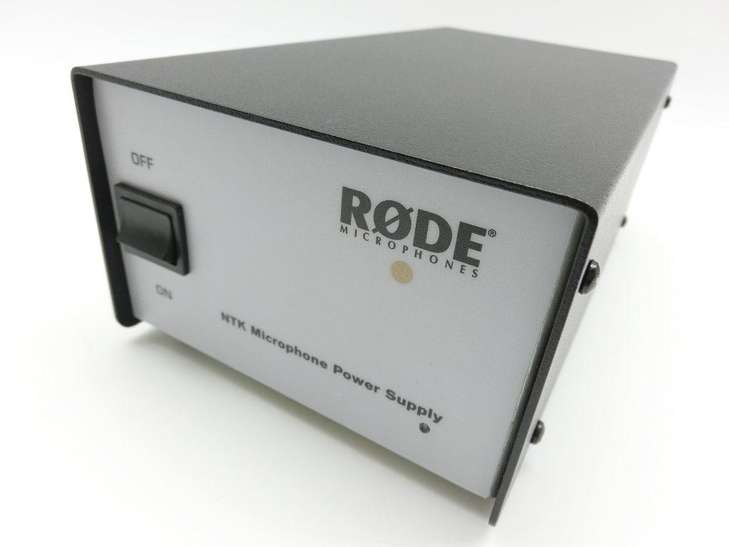 RODE NTK コンデンサーマイク専用パワーサプライ