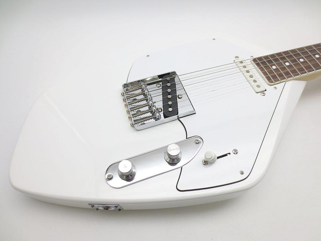 Phantom guitar/ファントムギターのファンテレ(テレファントム) ボディ部分
