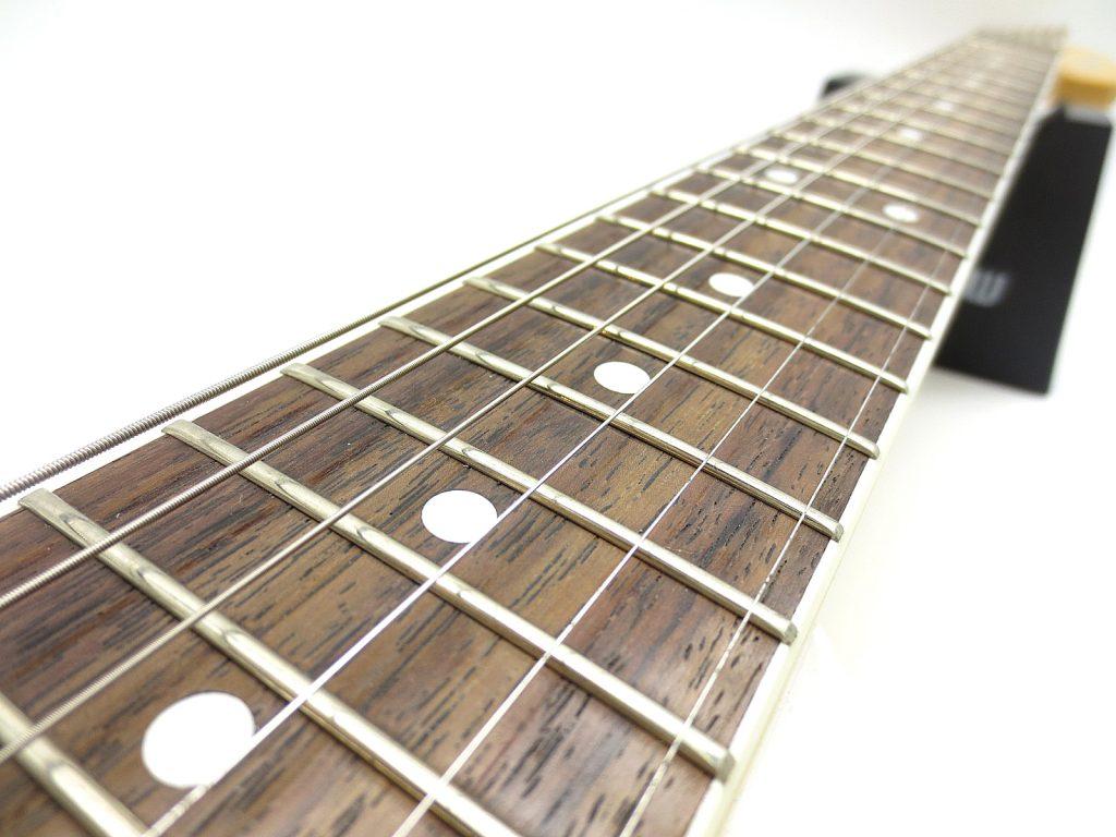 Phantom guitar/ファントムギターのファンテレ(テレファントム) 指板全体