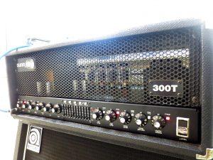 SUNN 300T ベースアンプ(ヘッドアンプ)を買取させて頂きました!