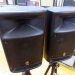 ヤマハ ポータブルPAシステム STAGEPAS500を買取させて頂きました!