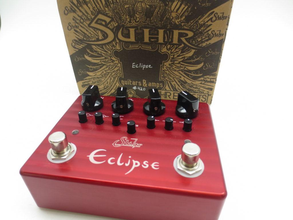 Suhr Eclipse サー イクリスプの全体写真