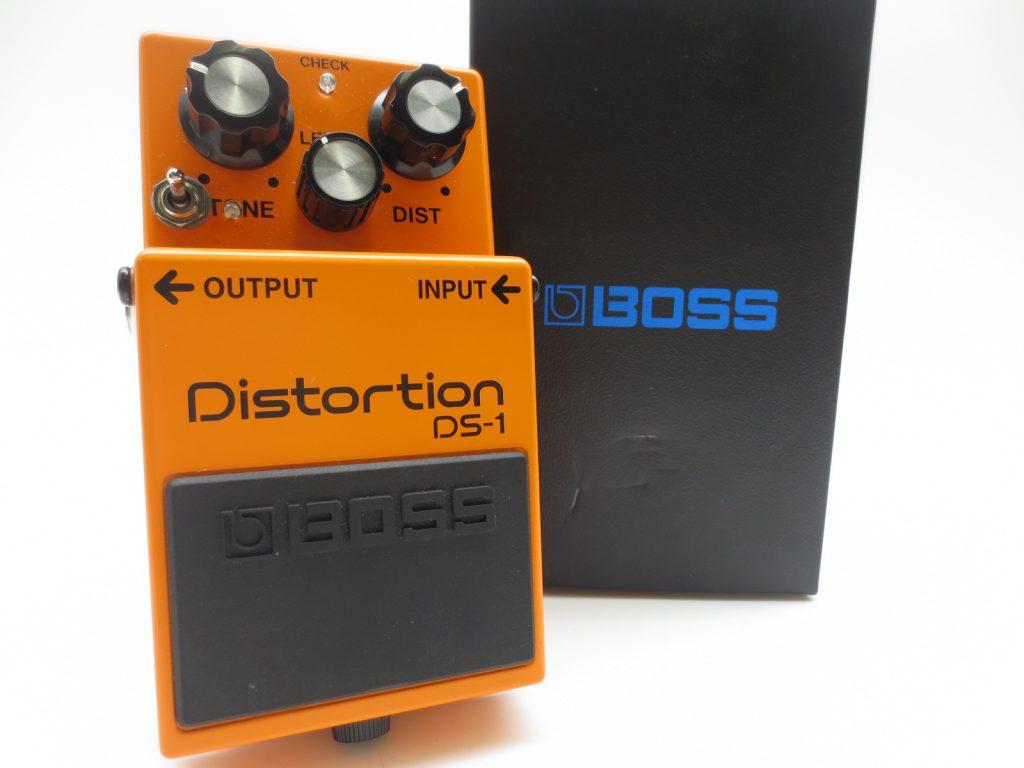 BOSS DS-1 Modの全体写真