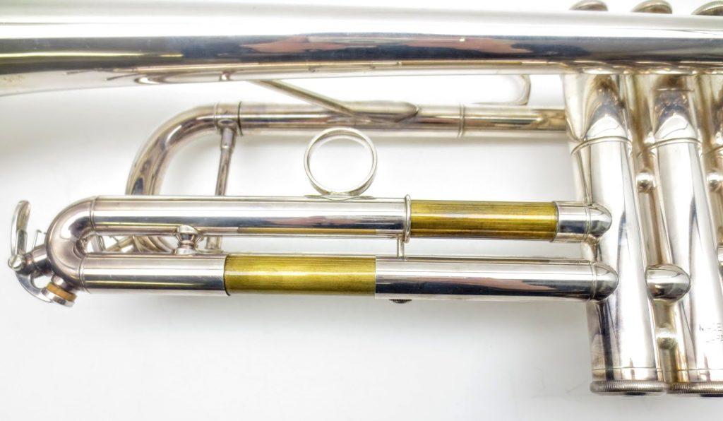 ヤマハ ESTABLISHED IN 1887 YTR4335gの第3抜差管
