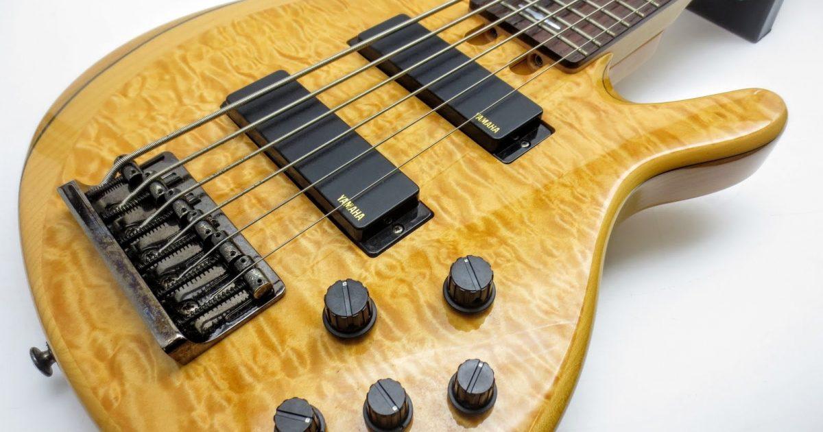 ヤマハ TRB1006 6弦エレキベースを買取りさせて頂きました。