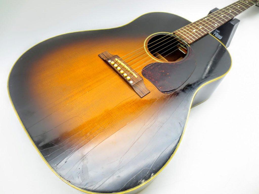 Gibson EARLY J-45 1999年製 アコギ/エレアコを買取させて頂きました。