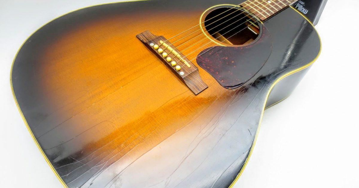 【動画あり】Gibson EARLY J-45 1999年製 アコギ/エレアコを買取させて頂きました。