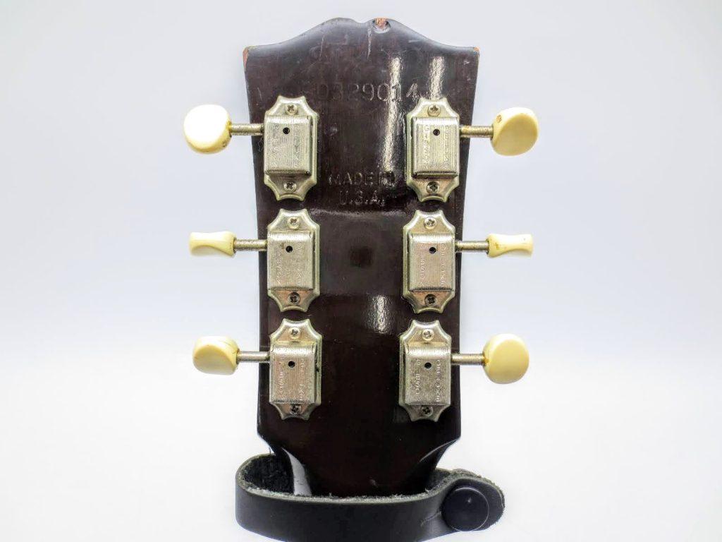 Gibson EARLY J-45 1999年製 のヘッド裏