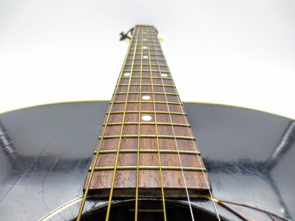 Gibson EARLY J-45 1999年製 の指板