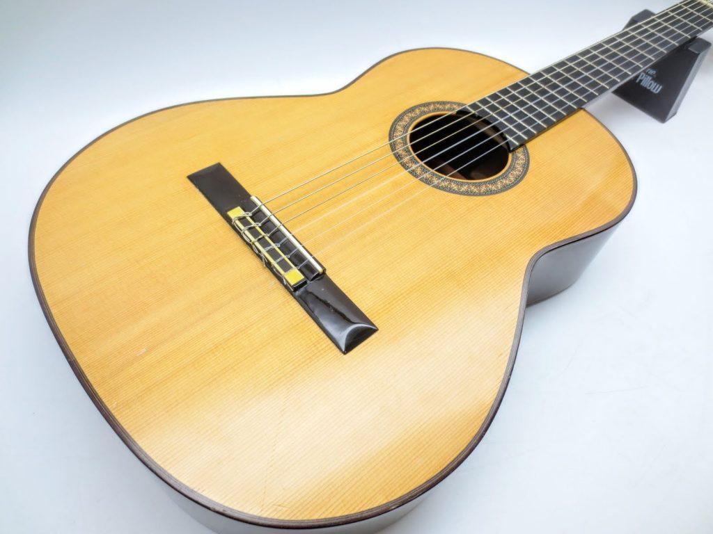 西野洋平 クラシックギター No.20 1996年製を買取させて頂きました。