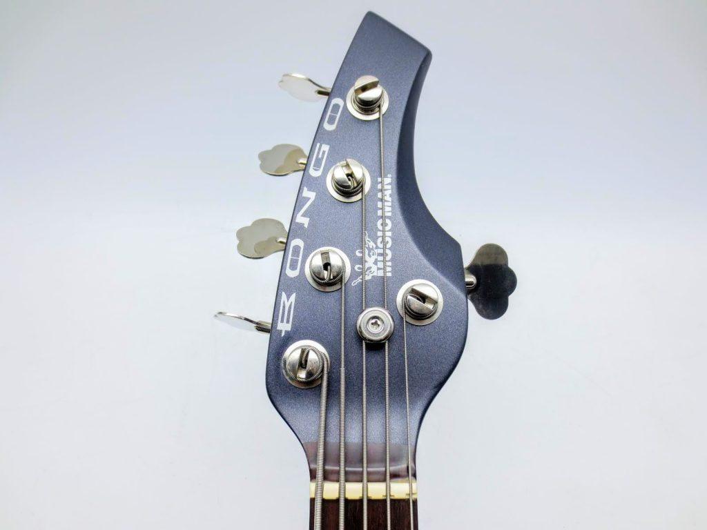 MUSICMAN 5弦ベース BONGO-5 SAB HS MTのヘッド表