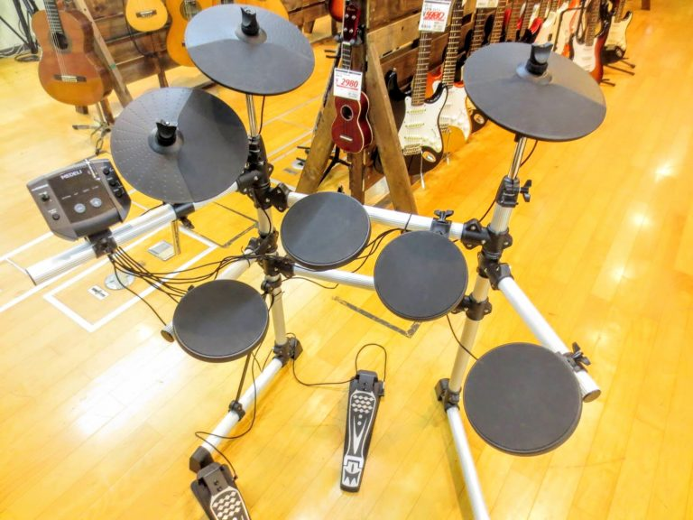 MEDELI(メデリ)の電子ドラム DD402KⅡを買取させて頂きました!