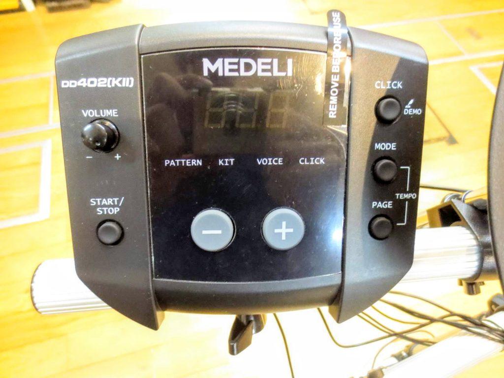 MEDELI メデリ 電子ドラム DD402KⅡのモジュール