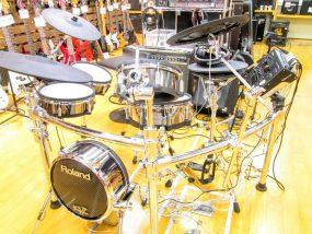 ローランド 電子ドラムセット TD-50KVA V-Drumsの全体写真
