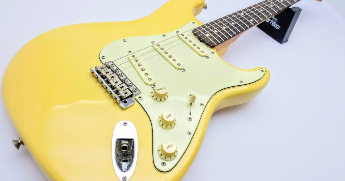 Fender USA Vintage ST62 Thin Lacquerを買取させて頂きました。