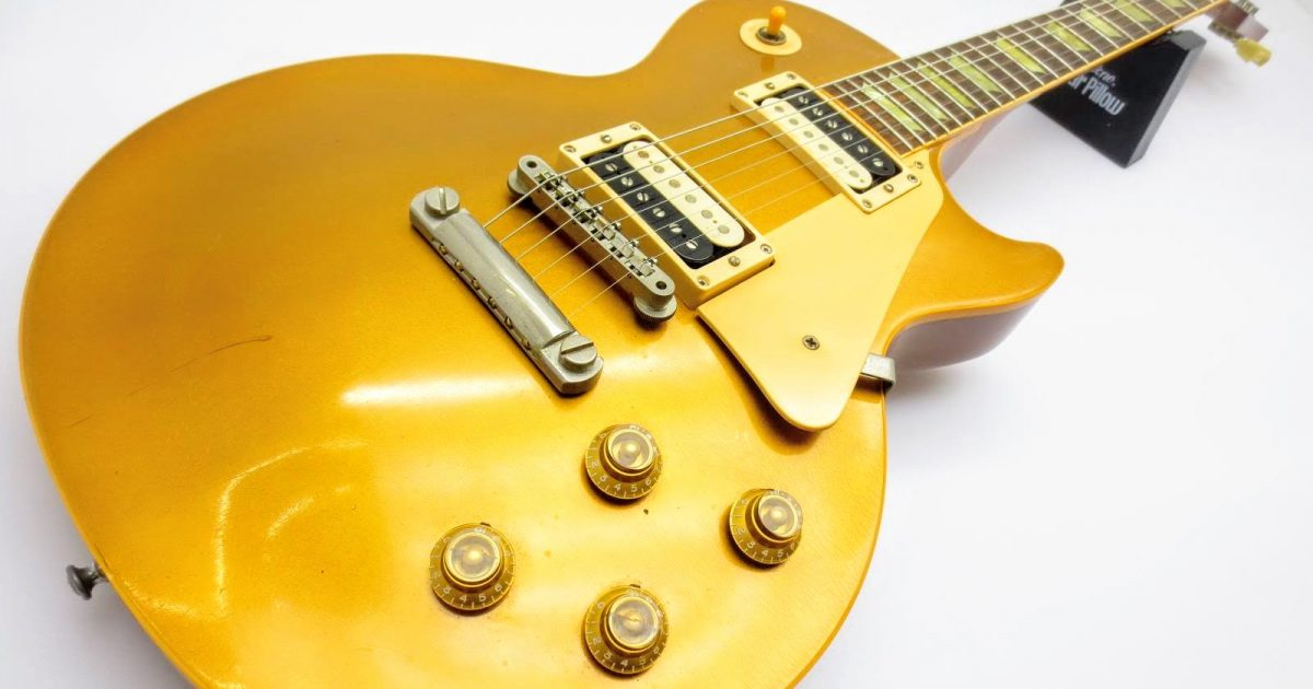 Gibson Les Paul Classic 1999年製 レスポールギターを買取頂きました!