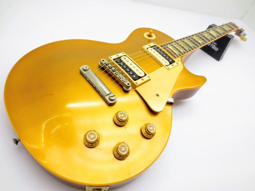 Gibson Les Paul Classic 1999年製の全体写真