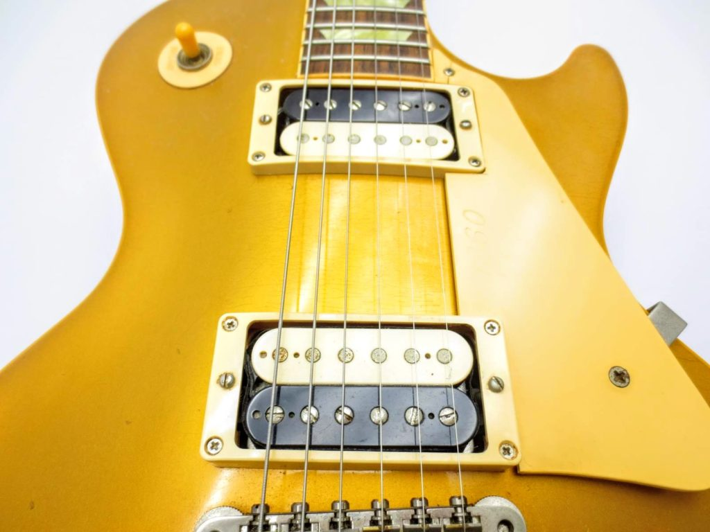 Gibson Les Paul Classic 1999年製のPU