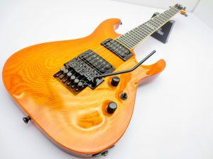 広島県より、ESP HORIZON-II Amber Sunburst エレキギターを買取頂きました!