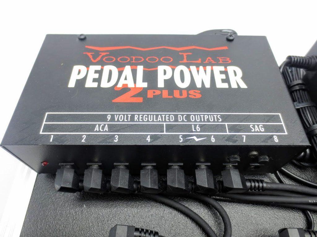 エフェクターボード VooDoo LAB PEDAL POWER 2 PLUS