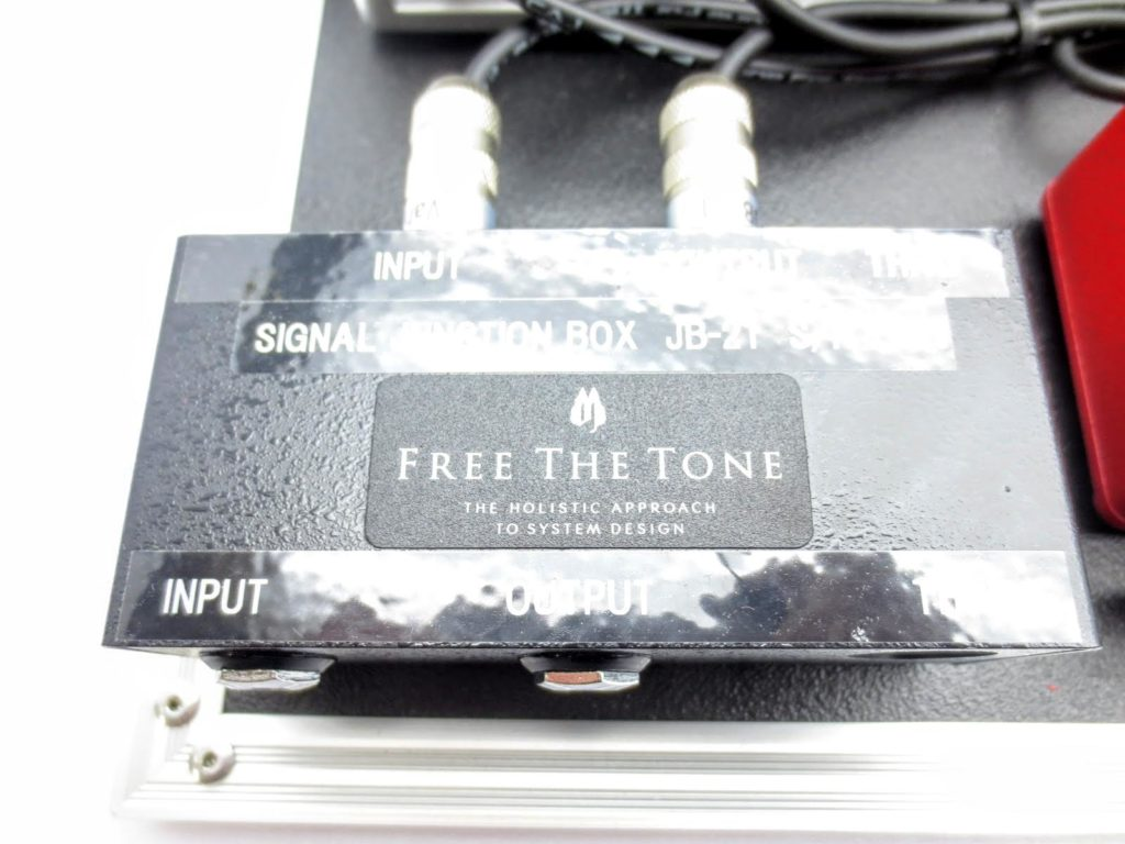 エフェクターボード Free The Tone フリーザトーン JB-21