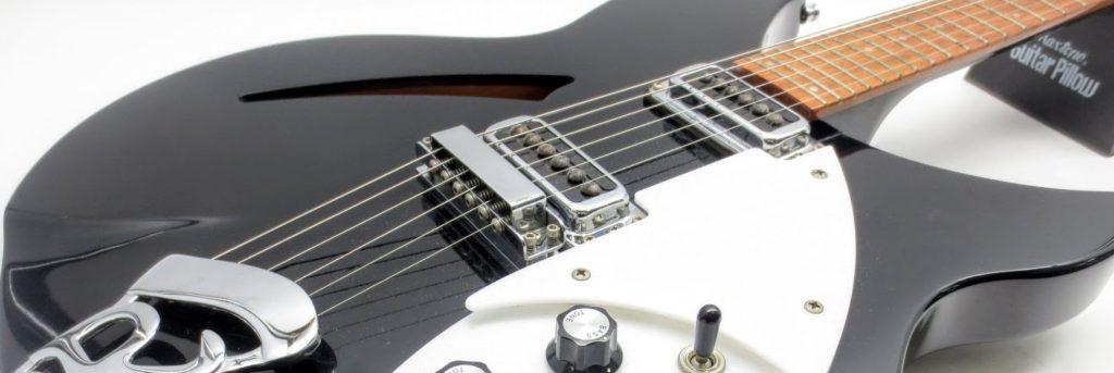 リッケンバッカーエレキギター