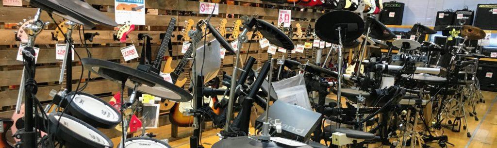 電子ドラム各種