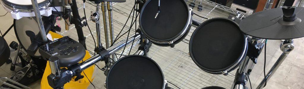 ジャンクの電子ドラム