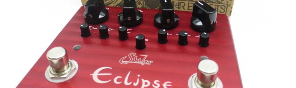 suhr eclipse エフェクター