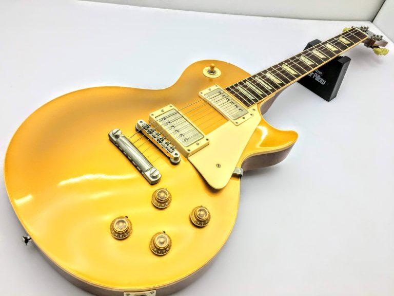 静岡県より、Gibson Custom Shop LPR-7 レスポールを買取させて頂きました!