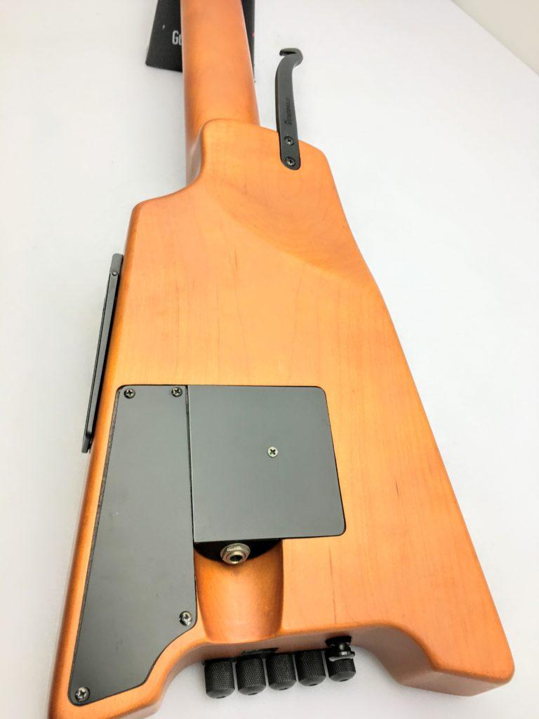 Steinberger スタインバーガー Synapse XS-15FPA Customのボディバック