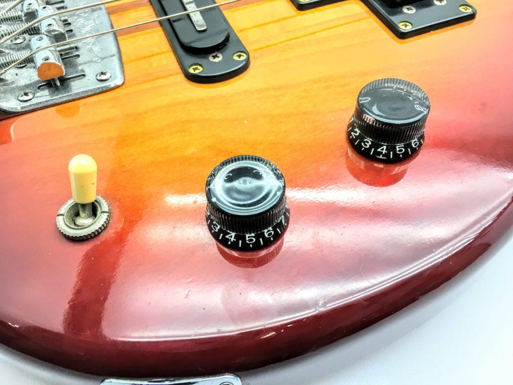 YAMAHA BB2000 Broad Bass 2000のコントロール部