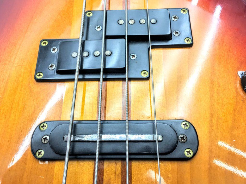 YAMAHA BB2000 Broad Bass 2000のピックアップ
