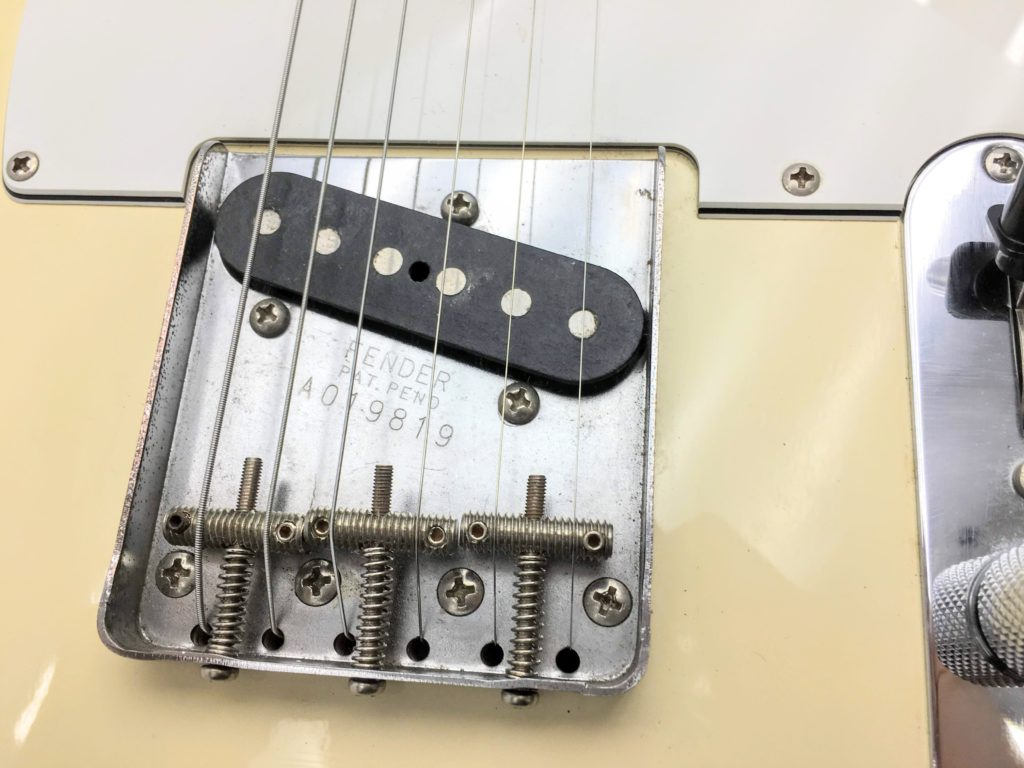 Fender Japan TL-62 リアPU
